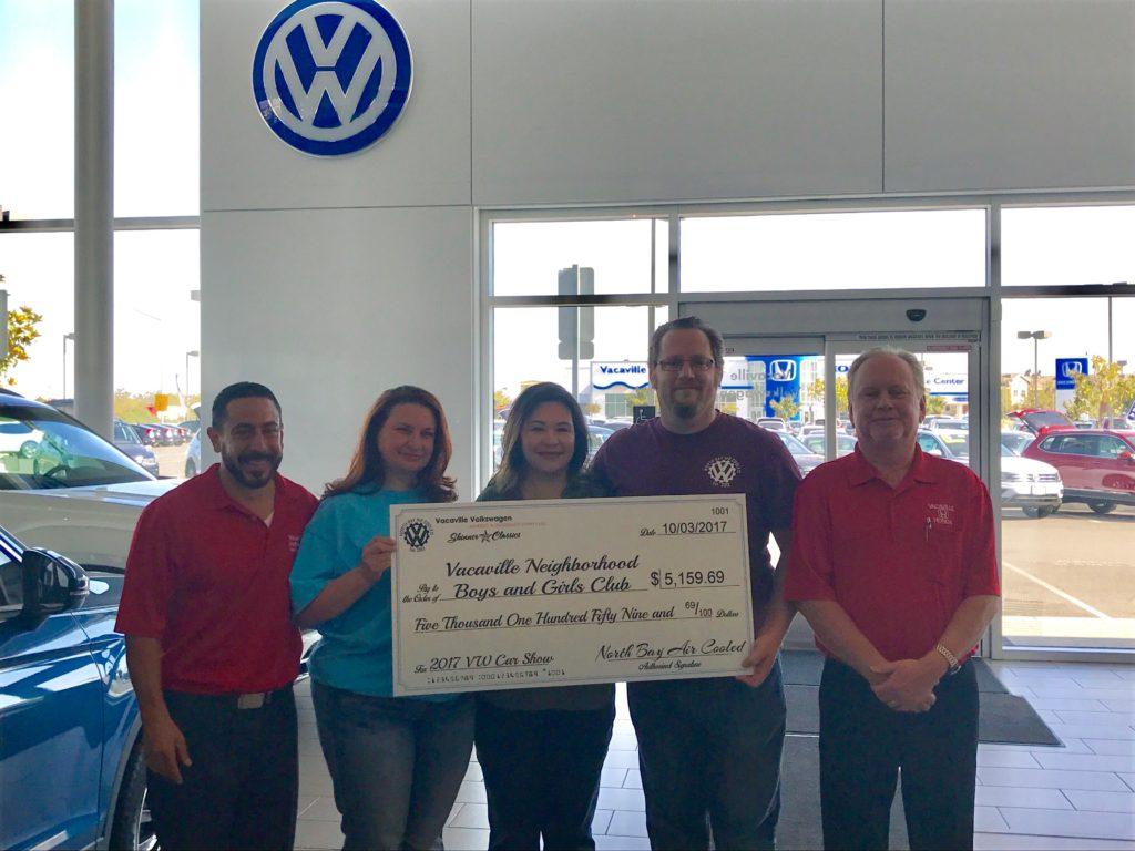 2017 Car Show Donation