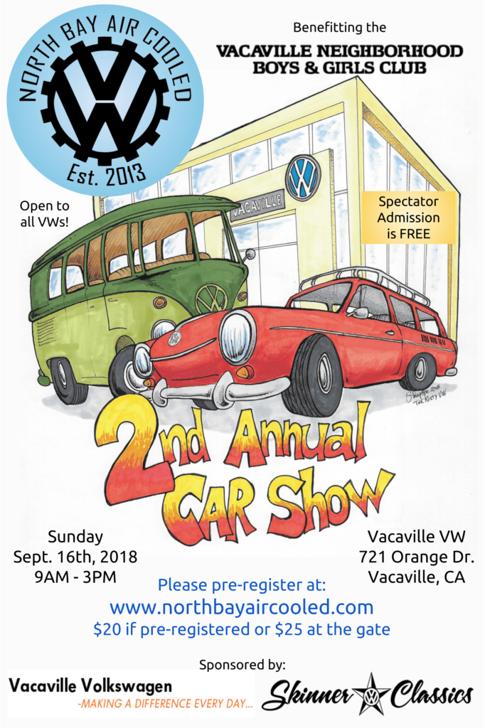2018 NBAC Car Show