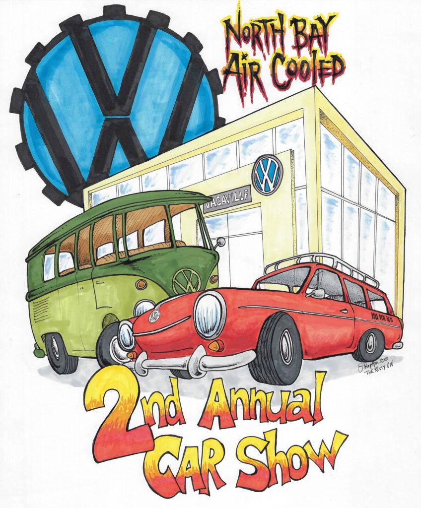 2018 VW Car Show